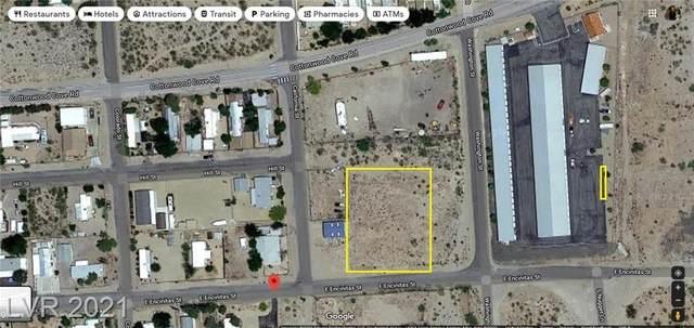 Encinitas, Searchlight, NV 89046 (MLS #2312856) :: Lindstrom Radcliffe Group