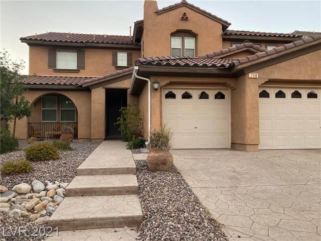 758 Canary Wharf Drive, Las Vegas, NV 89178 (MLS #2312873) :: The Chris Binney Group | eXp Realty