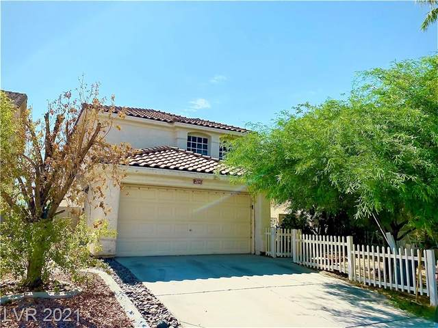 2899 Deep Creek Lane, Las Vegas, NV 89156 (MLS #2312889) :: Lindstrom Radcliffe Group