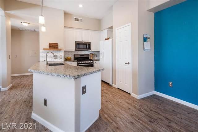 10245 S Maryland Parkway #244, Las Vegas, NV 89183 (MLS #2312970) :: DT Real Estate