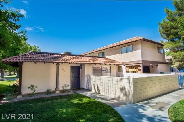 5011 Village Drive #99, Las Vegas, NV 89142 (MLS #2312976) :: Lindstrom Radcliffe Group