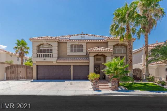 10701 Penfolds Street, Las Vegas, NV 89183 (MLS #2312994) :: Keller Williams Realty