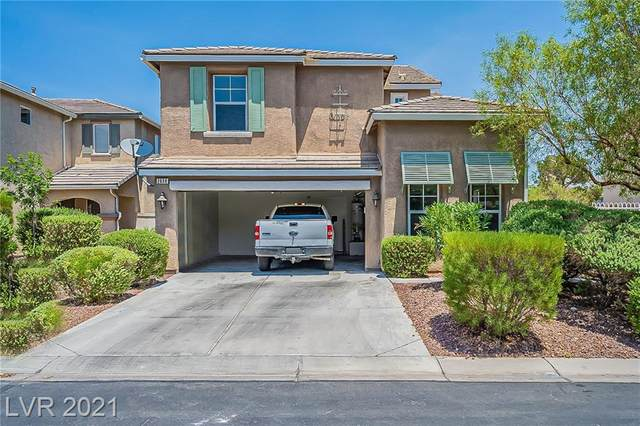 2638 Wild Ambrosia Avenue, Henderson, NV 89074 (MLS #2312995) :: Lindstrom Radcliffe Group