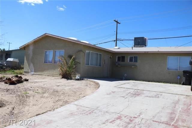 2129 Travis Street, North Las Vegas, NV 89030 (MLS #2313007) :: Custom Fit Real Estate Group
