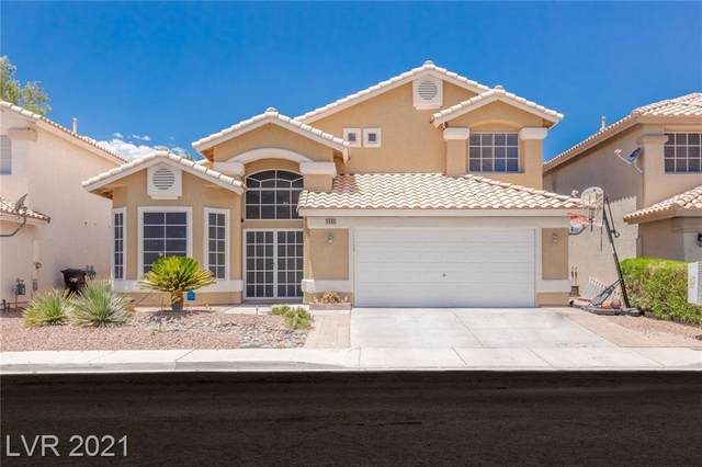 3905 Crema Court, Las Vegas, NV 89129 (MLS #2313013) :: Lindstrom Radcliffe Group