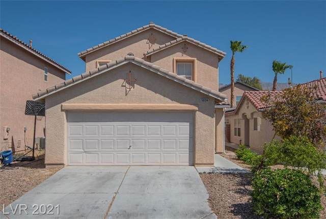 5024 Diamond Ranch Avenue, Las Vegas, NV 89131 (MLS #2313015) :: Lindstrom Radcliffe Group