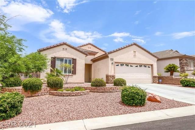 2568 Palentina Street, Henderson, NV 89044 (MLS #2313018) :: Signature Real Estate Group