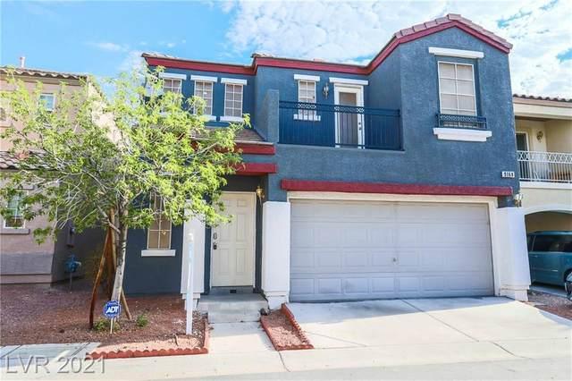 9168 Epworth Avenue, Las Vegas, NV 89148 (MLS #2313033) :: Lindstrom Radcliffe Group