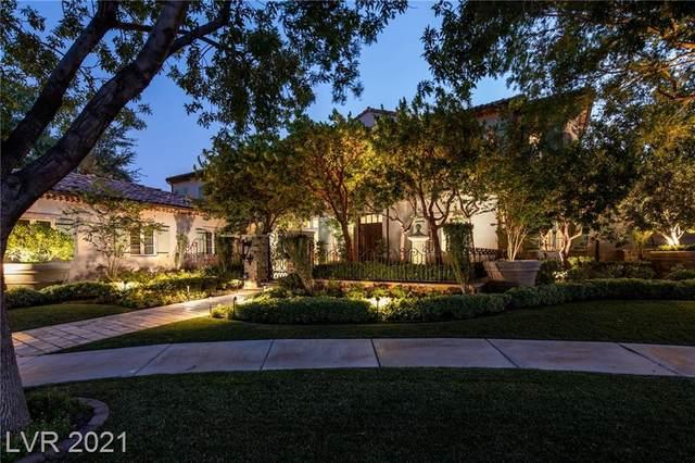 9029 Grove Crest Lane, Las Vegas, NV 89134 (MLS #2313065) :: Coldwell Banker Premier Realty