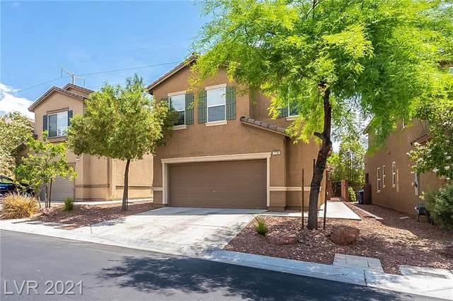 7736 Houston Peak Street, Las Vegas, NV 89166 (MLS #2313078) :: Lindstrom Radcliffe Group