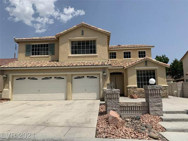 9980 Shady Glade Court, Las Vegas, NV 89148 (MLS #2313090) :: Lindstrom Radcliffe Group