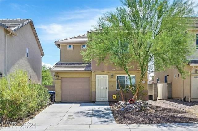 6391 Felicitas Avenue, Las Vegas, NV 89122 (MLS #2313109) :: Lindstrom Radcliffe Group