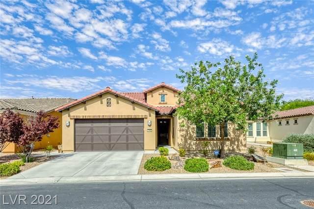 5709 Sagamore Canyon Street, North Las Vegas, NV 89081 (MLS #2313135) :: Jeffrey Sabel
