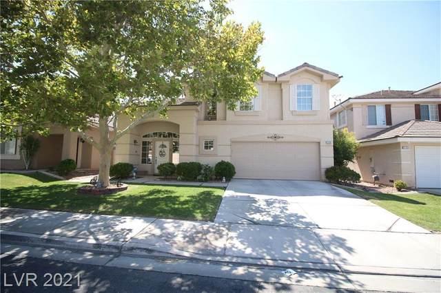 288 Horizon Pointe Circle, Henderson, NV 89012 (MLS #2313151) :: Signature Real Estate Group