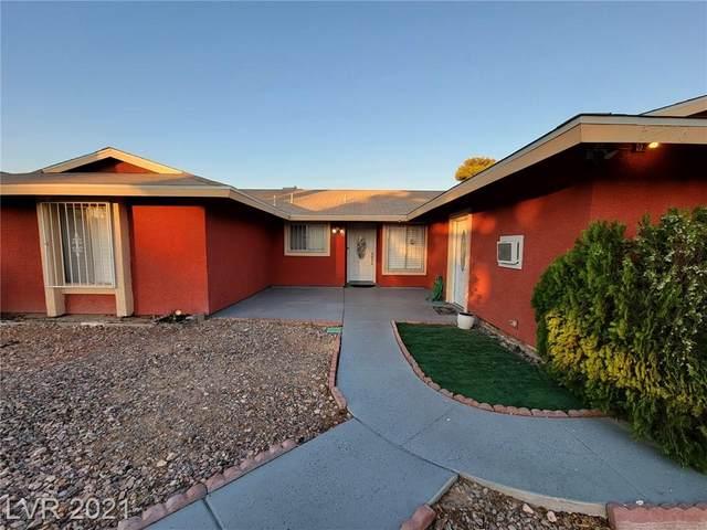 5276 Lookout Street, Las Vegas, NV 89120 (MLS #2313154) :: Custom Fit Real Estate Group