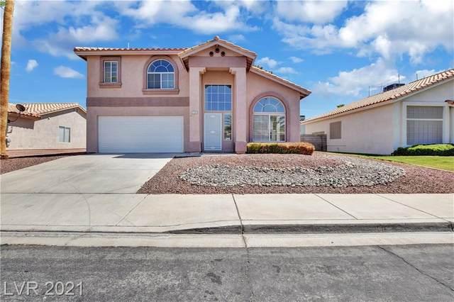 2731 Aspen Wood Avenue, Henderson, NV 89074 (MLS #2313166) :: Signature Real Estate Group