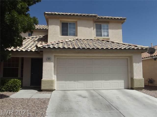 7028 Wonderberry Street, Las Vegas, NV 89131 (MLS #2313189) :: Custom Fit Real Estate Group