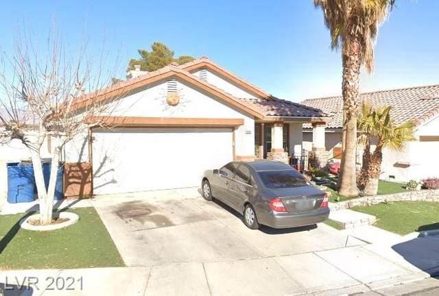 6680 Lucky Strike Way, Las Vegas, NV 89108 (MLS #2313190) :: Lindstrom Radcliffe Group