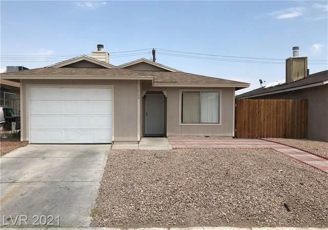 2824 Lodge Pole Court, North Las Vegas, NV 89030 (MLS #2313206) :: DT Real Estate