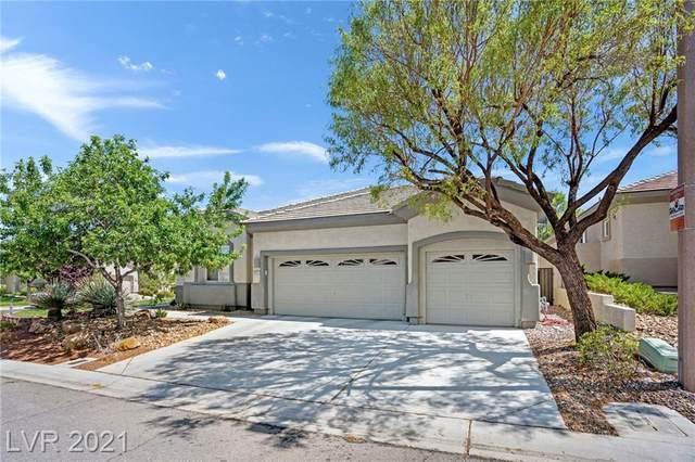 10523 Realm Way, Las Vegas, NV 89135 (MLS #2313207) :: DT Real Estate