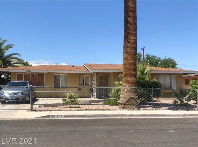 2212 Canary Way, Las Vegas, NV 89106 (MLS #2313210) :: Lindstrom Radcliffe Group