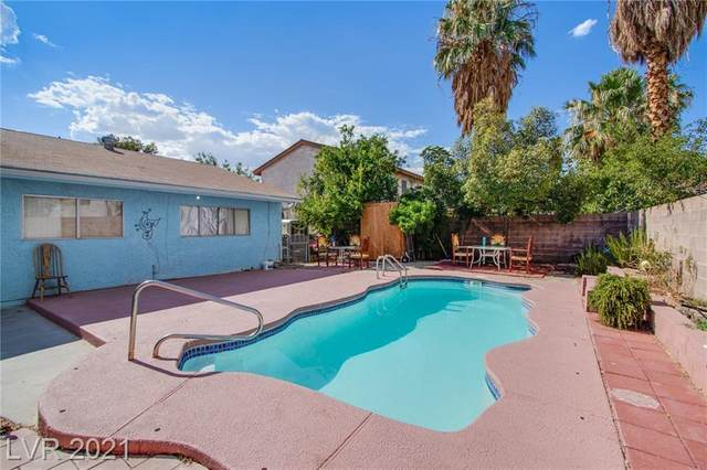 3602 Red Rock Street, Las Vegas, NV 89103 (MLS #2313228) :: Jeffrey Sabel