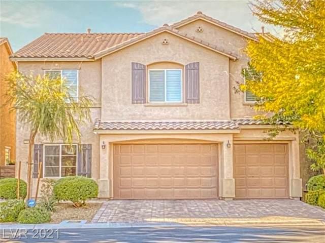 10481 Saddle Mountain Street, Las Vegas, NV 89178 (MLS #2313259) :: Vestuto Realty Group