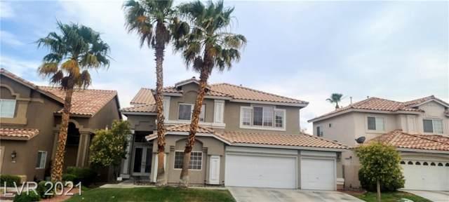 9527 Gainey Ranch Avenue, Las Vegas, NV 89147 (MLS #2313267) :: Custom Fit Real Estate Group