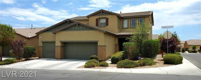 1221 Sandstone View Way, North Las Vegas, NV 89084 (MLS #2313269) :: Signature Real Estate Group
