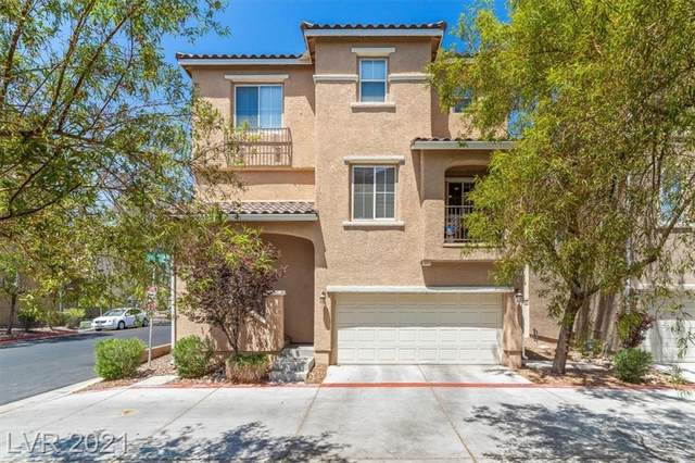 4761 Burgess Park Court, Las Vegas, NV 89130 (MLS #2313281) :: The Chris Binney Group | eXp Realty