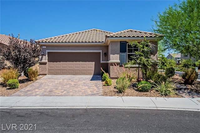 3132 Biccari Avenue, Henderson, NV 89044 (MLS #2313294) :: Custom Fit Real Estate Group