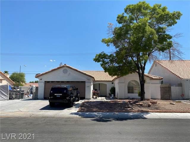 4503 Erica Drive, North Las Vegas, NV 89032 (MLS #2313297) :: Lindstrom Radcliffe Group