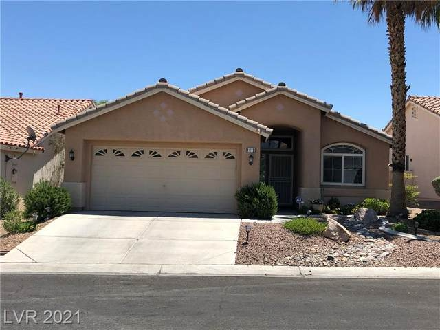 1812 Cedar Flat Lane, Las Vegas, NV 89134 (MLS #2313301) :: Lindstrom Radcliffe Group