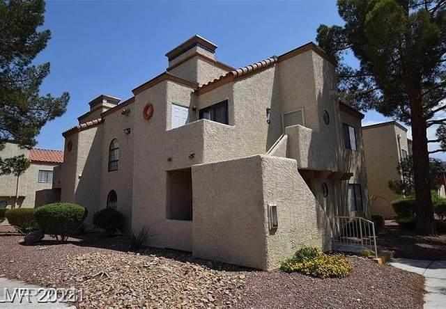 2977 Juniper Hills Boulevard #204, Las Vegas, NV 89142 (MLS #2313341) :: The Shear Team