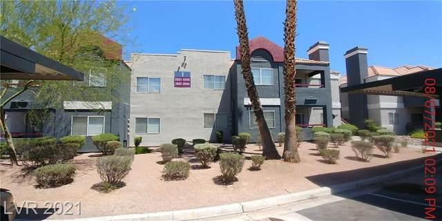 8600 W Charleston Boulevard #1003, Las Vegas, NV 89117 (MLS #2313343) :: The Chris Binney Group | eXp Realty