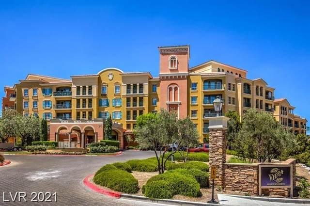 30 Strada Di Villaggio #423, Henderson, NV 89011 (MLS #2313371) :: The Chris Binney Group | eXp Realty