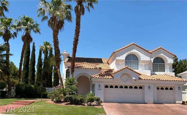 8116 Moonstone Circle, Las Vegas, NV 89128 (MLS #2313377) :: Jeffrey Sabel