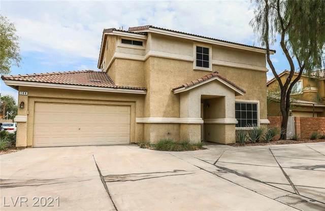 144 Samantha Rose Street, Henderson, NV 89012 (MLS #2313379) :: Custom Fit Real Estate Group