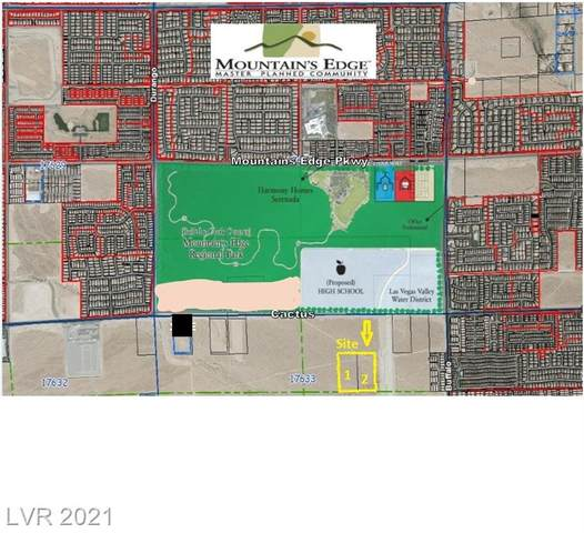 Cactus W. Of Buffalo, Las Vegas, NV 89179 (MLS #2313382) :: Lindstrom Radcliffe Group