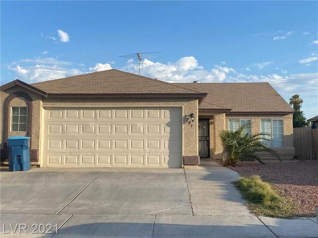 5701 Odessa Drive, Las Vegas, NV 89142 (MLS #2313401) :: The Melvin Team