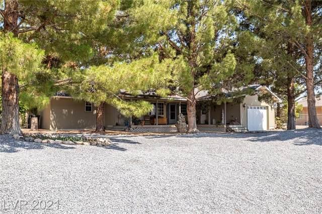 3811 Ophir Avenue, Pahrump, NV 89048 (MLS #2313420) :: Custom Fit Real Estate Group