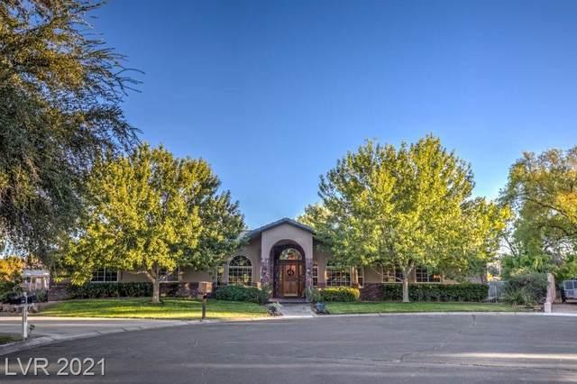 4181 Dustin Avenue, Las Vegas, NV 89120 (MLS #2313430) :: Lindstrom Radcliffe Group