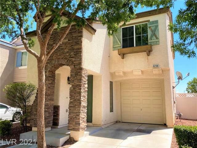 8298 Annual Ridge Street, Las Vegas, NV 89139 (MLS #2313438) :: Kypreos Team