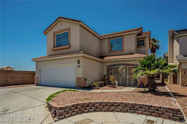 5799 Native Dancer Court, Las Vegas, NV 89113 (MLS #2313446) :: Custom Fit Real Estate Group