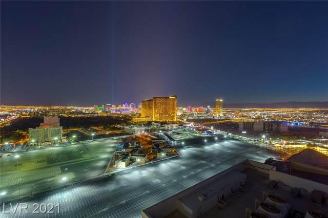2777 Paradise Road #3002, Las Vegas, NV 89109 (MLS #2313462) :: Custom Fit Real Estate Group