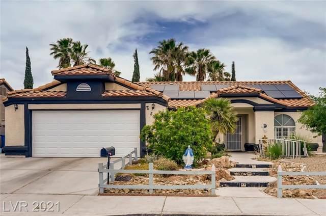 5004 Golfridge Drive, Las Vegas, NV 89130 (MLS #2313466) :: Custom Fit Real Estate Group