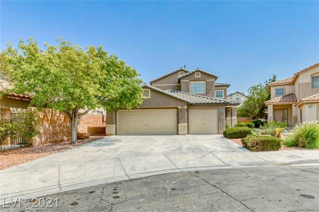 989 Upper Meadows Place, Henderson, NV 89052 (MLS #2313480) :: Galindo Group Real Estate