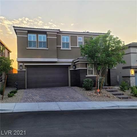 852 Elmstone Place, Las Vegas, NV 89138 (MLS #2313481) :: The Shear Team