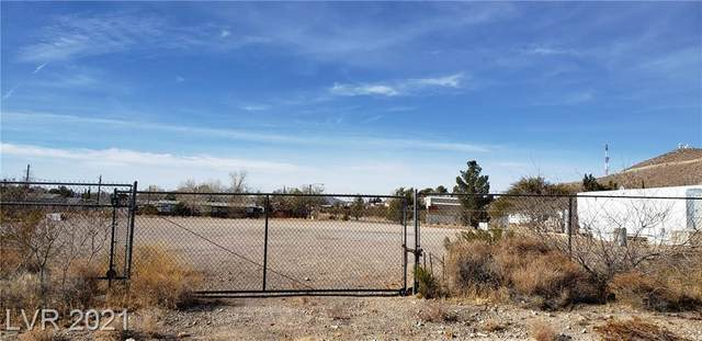 675 E Cottonwood Cove Road, Searchlight, NV 89046 (MLS #2313496) :: Signature Real Estate Group