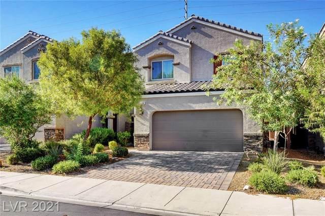 1106 Bradley Bay Avenue, Henderson, NV 89014 (MLS #2313504) :: Signature Real Estate Group